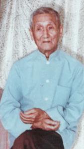 Grandpa Kaing H. Y